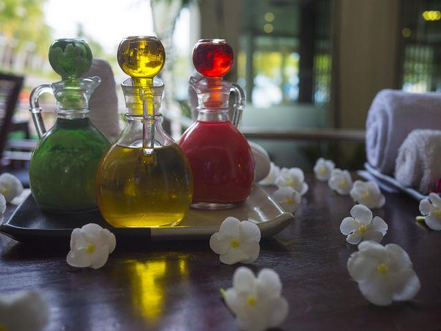 Quelle huile essentielle pour le massage ?